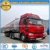FAW Heavy Duty 45t Fuel Tanker Semi Trailer 45000 L Fuel Tank Trailer Truck