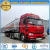 Heavy Duty 45000 Liters Tanker Semi Trailer 45000 L Fuel Tank Trailer Truck