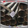 BS1387 Light/ Medium Grade Black ERW Carbon Steel Pipe