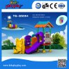 Popular High Quality Kids Outdoor Playhouses, Play School Toys, Outside Play Toys