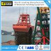 25t 6-12cbm Shipyard Remote Control Grab Hydraulic Clamshell Buckets