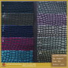 Glitter Popular Patent/Mirror PU Lace Artificial Fabric, Synthetic Fabric & Garment Fabric (SP068100TJ)