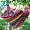 Hot Sell Customize Double Canvas Hammock
