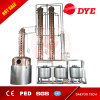 500L Short Path Flute Alcohol Distillation Column Price