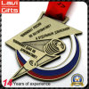 2017 New Design Custom Russia Sport Medal with Ribbon