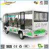 Electric Sightseeing Bus 14 Seats Passenger Car