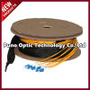 LC-LC Singlemode Fiber Optic Pre-Terminated Cable Yellow Jacket