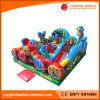 Giant Zoo World Inflatable Entertaiment for Kids Play (T6-101)