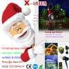 Zitrades Landscape Lights Laser Christmas Party Garden Light Stars Firefly Projector Indoor Outdoor Lighting with Wireless Remote Control IP65 RGB for Patio