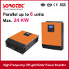 1KVA-5KVA Hybrid Solar Power Inverter Built-in PWM with RS232