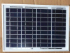 Cheap Price Good Quality 10W Poly Solar Panel Glass with TUV ISO Ce Certificate