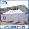 4X8m Transparent Custom Pop up Portable Tent Canopy for Outdoor