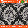 Black and White Damask Design Wallpaper Guangzhou