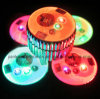 Promotion Gift LED Blinking Magnet Button (3161)