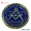 Factory Customized Masonic Challenge Coin