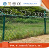 Chain Link Fence Top Razor Barbed Wire Fence