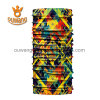 Fashion Multifunctional Seamless Tube Bandana Custom Printed Scarf