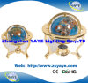 Yaye 18 Hot Sell 110mm/150mm/220mm/330mm 3-Legged Gemstone Globe / World Globe