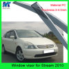 100% Fitment Weather Shields Window Visor for Hodna Stream 2010