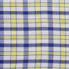 Cotton Yarn Dyed Checked Uniform Fabric