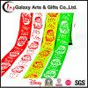 China Wholesale Promotion Gift Ribbon Polyester Curling Ribbon Heat Transfer Printed Ribbon