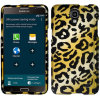 Zizo Rubberized Design Case for Galaxy Mega 2 - 2D Cheetah