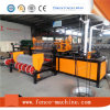 Full Automatic Diamond Chain Link Fence Machine with Ce