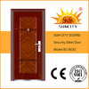 Top Quality New Design Metal Panel Doors (SC-S053)
