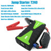 800A Peak Current Portable Jump Starter Power Booster 16800mAh