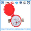 ISO9001 Single Jet Cold/Hot Water Meter