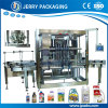 High Quality Flow Meter Pesticide Liquid Bottling Bottle Filling Machinery