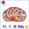 Colored Aluminum Foil Lid for Yogurt Cup Sealing