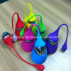 Colorful Water Drop with Long Tail Silicone Tea Infuser
