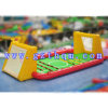 Inflatable Sport Games Funny Inflatable Human Foosball Court/Inflatable Sports Games