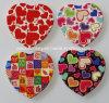 fashion Heart Shape Water Absorbent Ceramic Coaster