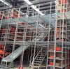 Warehouse Storage Multi-Level Mezzanine Floor Rack