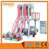 Two Die HDPE Film Blowing Machine