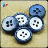 Fancy Colored Nature 4-Hole Shell Shirt Button for Fashion Shirt