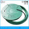 D400 En124 SMC Composite Drainage Round Manhole Cover