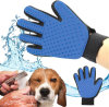 Pet Dog Hair Remover Grooming Deshedding Glove Massage Bathing Brush