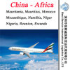 Air Shipping Freight Agent Mauritania, Mauritius, Mozambique, Namibia, Niger (Africa)