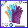 Potholder Heat Resistant Grilling Silicone BBQ Gloves