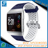 Mixed Color Waterproof Silicone Watch Band for Fitbit Ionic Strap