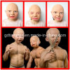 Creepy Party Novelty Halloween Costume Party Latex Head Mask Cry Baby Mask