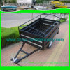 Galvanized Light Small Utility 6X4 Cargo/Box Trailer of Factory Supply B64