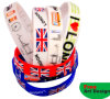 Silicone Bracelets with Logo, Fashion Bracelet