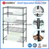 High Quality Epoxy 5 Tiers Light Duty Steel Storage Rack