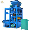 Permeable Hollow Concrete Block Moulds Pavement Brick Making Machine Qt4-26 Concrete Paving Block Machine Best Price for Sale