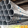 Hot Rolled Galvanized Welded Steel Pipe