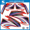 Manufacturer Free-Designed Motorcycle ATV Sticker